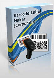Corporate edition barcode software design and print linear and 2d barcode label maker corporate reheart Images